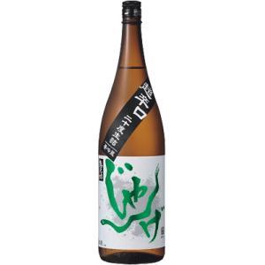 日本酒 新潟 想天坊 じゃんげ 緑 超辛口20度生詰 1800ml 数量限定 正規取扱店|sakeasanoya