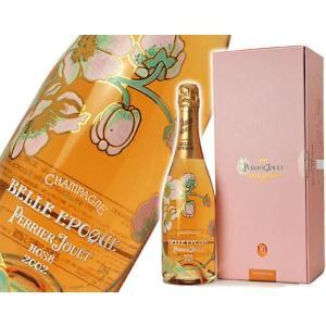 ギフトボックス ペリエ ジュエ ベルエポック ロゼ  750ml  並行輸入品  シャンパン|sakeclubmitsui