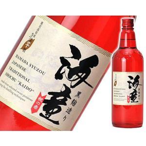 海童祝の赤 720ml 25度 芋焼酎|sakeclubmitsui