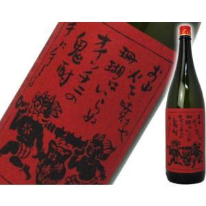 八丈 鬼ごろし (情け嶋鬼ラベル) 25度 1800ml 芋焼酎|sakeclubmitsui