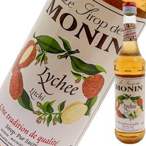 モナン ライチシロップ 700ml|sakeclubmitsui