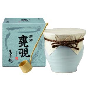 甕覗(かめのぞき) 萬寿鏡 特別本醸造 1800ml|sakeclubmitsui
