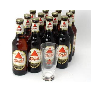 バス ペールエール 355ml瓶 12本セット  専用グラス1個付き|sakeclubmitsui