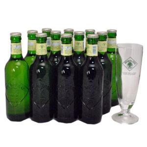 ハートランドビール 小瓶12本セット オリジナルグラス1個付き|sakeclubmitsui