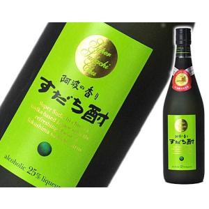 スーパーすだち酎  720ml|sakeclubmitsui
