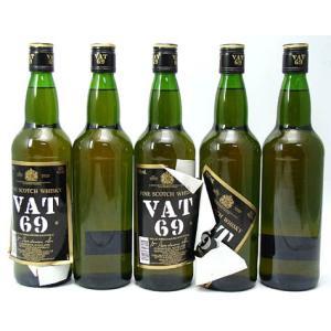 訳あり バット69 VAT69 700ml 40度|sakeclubmitsui