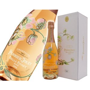ギフトボックス ペリエ ジュエ ベルエポック ロゼ 2006 750ml   正規品  シャンパン|sakeclubmitsui