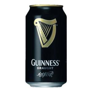 キリン ドラフトギネス ビール缶 330ML 1ケース