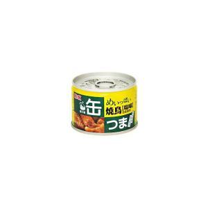 国分 K&K 缶つま  めいっぱい 焼鳥(塩味) 135g|sakedepotcom