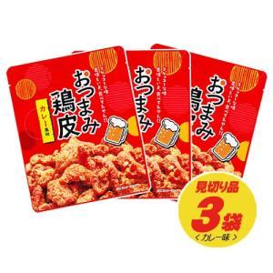 (メール便送料無料)選べる3袋 宮崎 おつまみ鶏皮 3種(代引・日時指定不可)|sakedepotcom