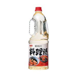 合同酒精 割烹仕立て 料理酒 1.8L(1800ml) 1本|sakedepotcom