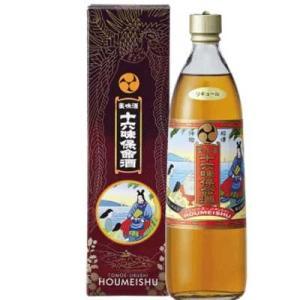 入江保命酒本舗 十六味 保命酒(ほうめいしゅ) 900ml / 鞆の浦の秘伝酒|sakedepotcom