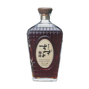 八鹿酒造 銀座のすずめ ガスライト珈琲 リキュール 25度 720ml|sakedepotcom