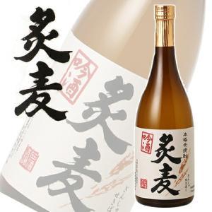 西酒造 吟酒炙麦 25度 720ml sakedepotcom