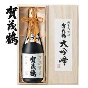 広島県  賀茂鶴 純米大吟醸 大吟峰 720ml 1本化粧箱入|sakedepotcom