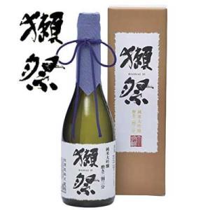 旭酒造 獺祭(だっさい) 純米大吟醸 磨き二割三分 720ml デラックス箱|sakedepotcom