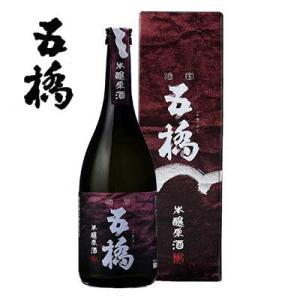 酒井酒造 五橋 吟醸原酒 720ml|sakedepotcom