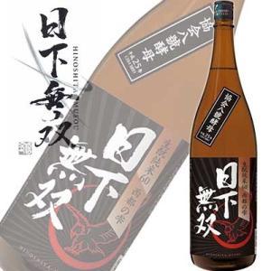 村重酒造 日下無双 協会八号酵母 純米80 1800ml(山口県)|sakedepotcom