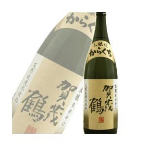 賀茂鶴 本醸造 爽快辛口 720ml [燗酒コンテスト最高金賞受賞]|sakedepotcom
