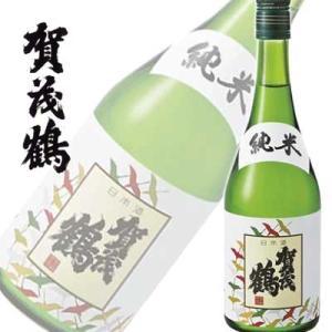 広島県 賀茂鶴 純米酒 720ml|sakedepotcom