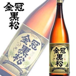 村重酒造 金冠黒松 上撰 1800ml 《山口県》|sakedepotcom