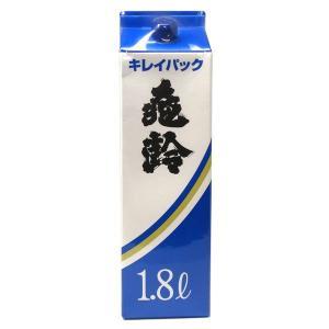 亀齢 佳撰パック 1800ml|sakedepotcom
