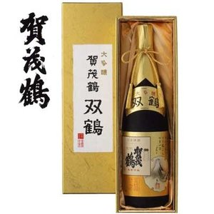 広島県 賀茂鶴 大吟醸 双鶴(そうかく)1800ml(化粧箱入り)|sakedepotcom