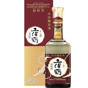 高知県 土佐鶴 大吟醸原酒 天平(てんぴょう) 720ml|sakedepotcom