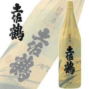 高知県 土佐鶴 純米酒 1800ml|sakedepotcom
