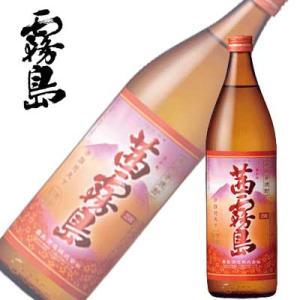 霧島酒造 茜霧島 25度 900ml 瓶|sakedepotcom