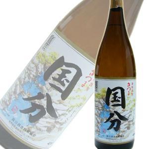 国分酒造 本格芋焼酎 さつま国分 25度 1800ml 瓶|sakedepotcom