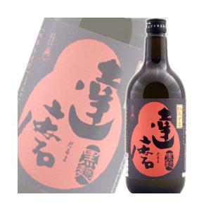 中国醸造 本格芋焼酎 黒麹(紅あずま) 達磨 720ml|sakedepotcom