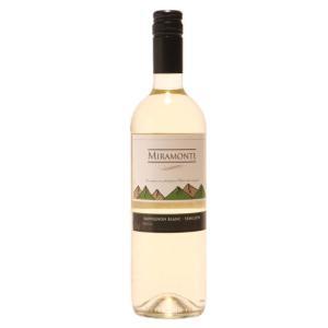 (見切り処分セール)《チリ》 ミラモンテ ソーヴィニヨンブラン&セミヨン(白ワイン)750ml 【混載20本まで1個口で発送いたします】|sakedepotcom