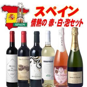 【送料無料】厳選スペインワイン 金賞受賞5本セット|sakedepotcom