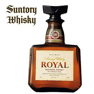 サントリーウイスキー ローヤル  角瓶 43度 700ml sakedepotcom