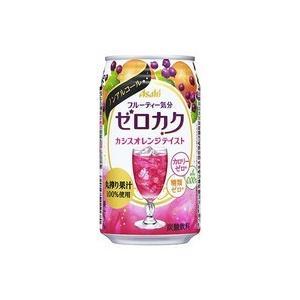 【アサヒ】ゼロカク カシスオレンジテイスト 350ml【1ケース】|sakedepotcom