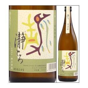 25度 瀞とろ(とろとろ)720ml瓶 黒麹芋焼酎 神川酒造...