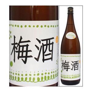 11度 立山梅酒 1800ml瓶 名門「立山」の日本酒ベース梅酒 立山酒造 富山県 化粧箱なし 限定品