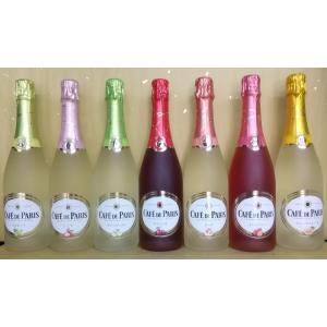 特別価格!正規品 カフェドパリ 750ml よりどり6本セット シャンパン スパークリングワイン sakehonpotauemon