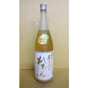 梅乃宿 あらごしれもん 1800ml うめのやど 果実酒 奈良県|sakehonpotauemon