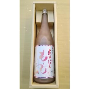 ギフト リキュール 梅乃宿 あらごしもも 1800ml 奈良 梅乃宿酒造 箱入りプレゼント お祝い お誕生日|sakehonpotauemon