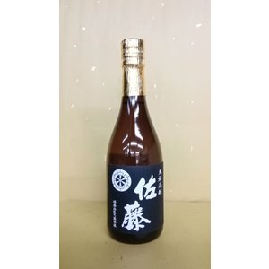 芋焼酎 佐藤 黒 720ml 25度 佐藤酒蔵株式会社 鹿児島県|sakehonpotauemon