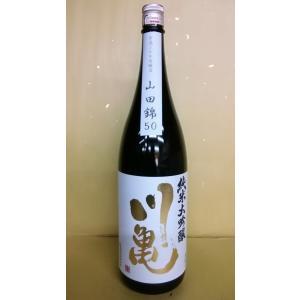 日本酒 川亀 純米大吟醸 1800ml 1.8l 愛媛 川亀酒造|sakehonpotauemon