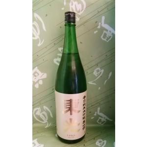 日本酒 東光 辛口純米大吟醸 美山錦 1800ml 小島総本店 山形県 sakehonpotauemon