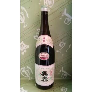 日本酒 呉春 池田酒 普通酒 1800ml  大阪|sakehonpotauemon