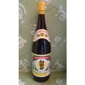 琉球泡盛 白百合 30度 1800ml 池原酒造 石垣島 sakehonpotauemon
