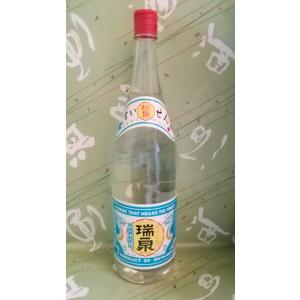 琉球泡盛 瑞泉 30度 1800ml 瑞泉酒造 sakehonpotauemon