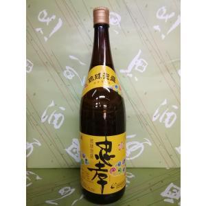 琉球泡盛 忠孝 30度 1800ml 忠孝酒造 沖縄 sakehonpotauemon