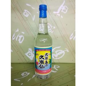 泡盛 久米島の久米仙 30度 600ml 三合瓶 沖縄 sakehonpotauemon