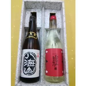 人気 日本酒 ギフト 八海山 吟醸酒 新潟・紀伊国屋文左衛門 純米酒 濃熟 和歌山 720ml 地酒 プレゼント お誕生日 お祝い|sakehonpotauemon
